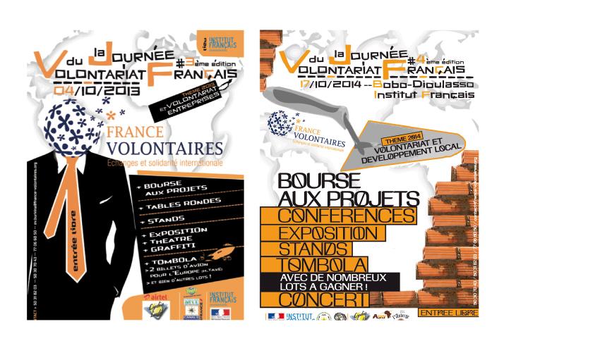 AFFICHE-JOURNEE-VOLONTARIAT-FRANCAIS-2013-2014-BURKINA-