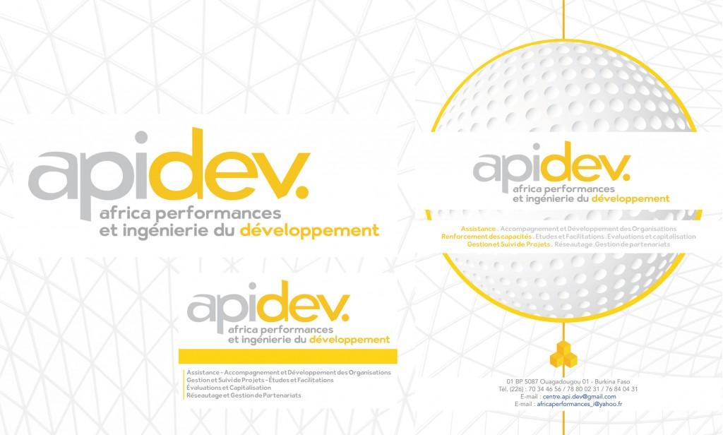 APIDEV - charte graphique - VL COM
